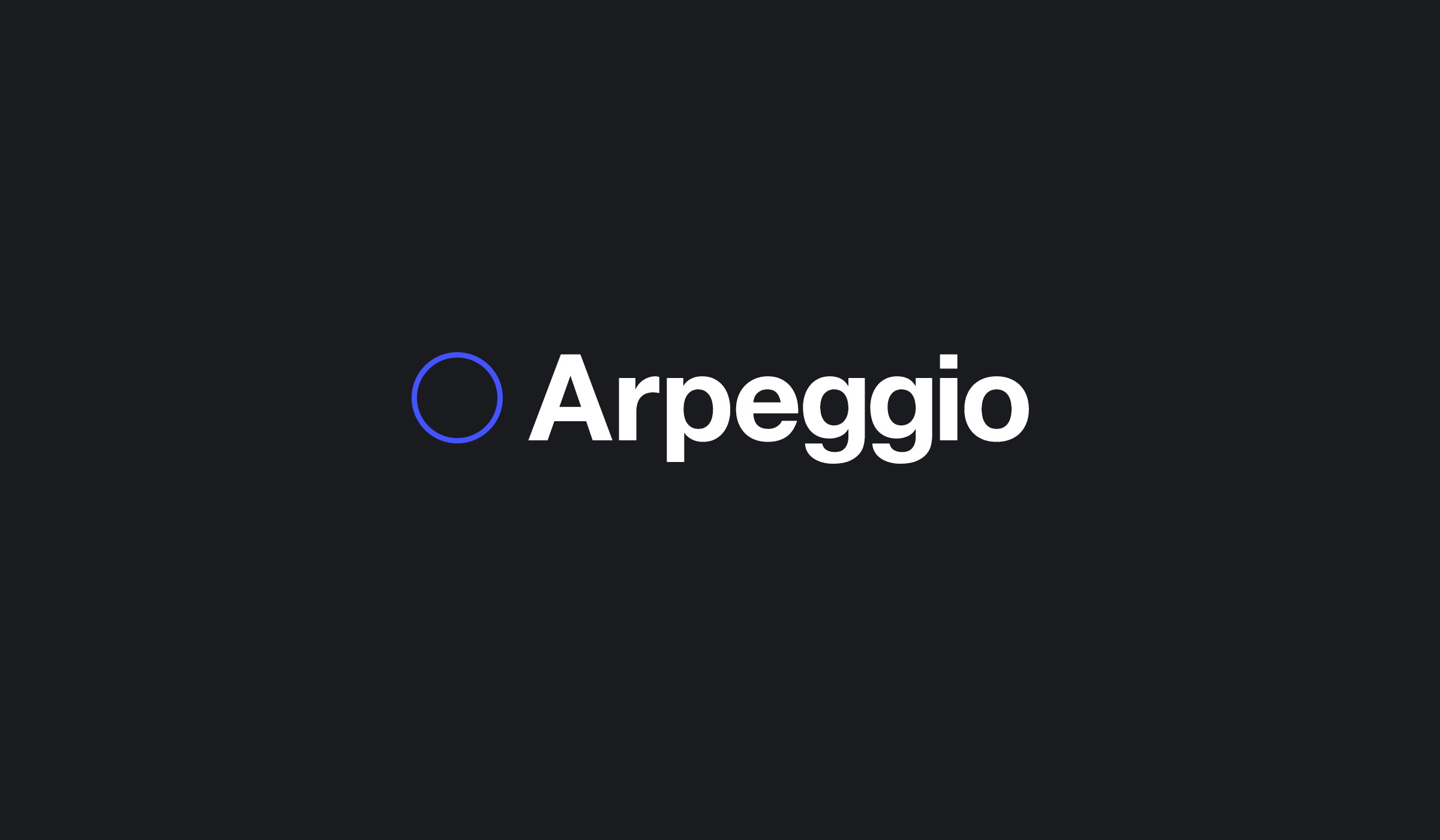 Kory Wakefield Introducing Arpeggio A React App For Naming